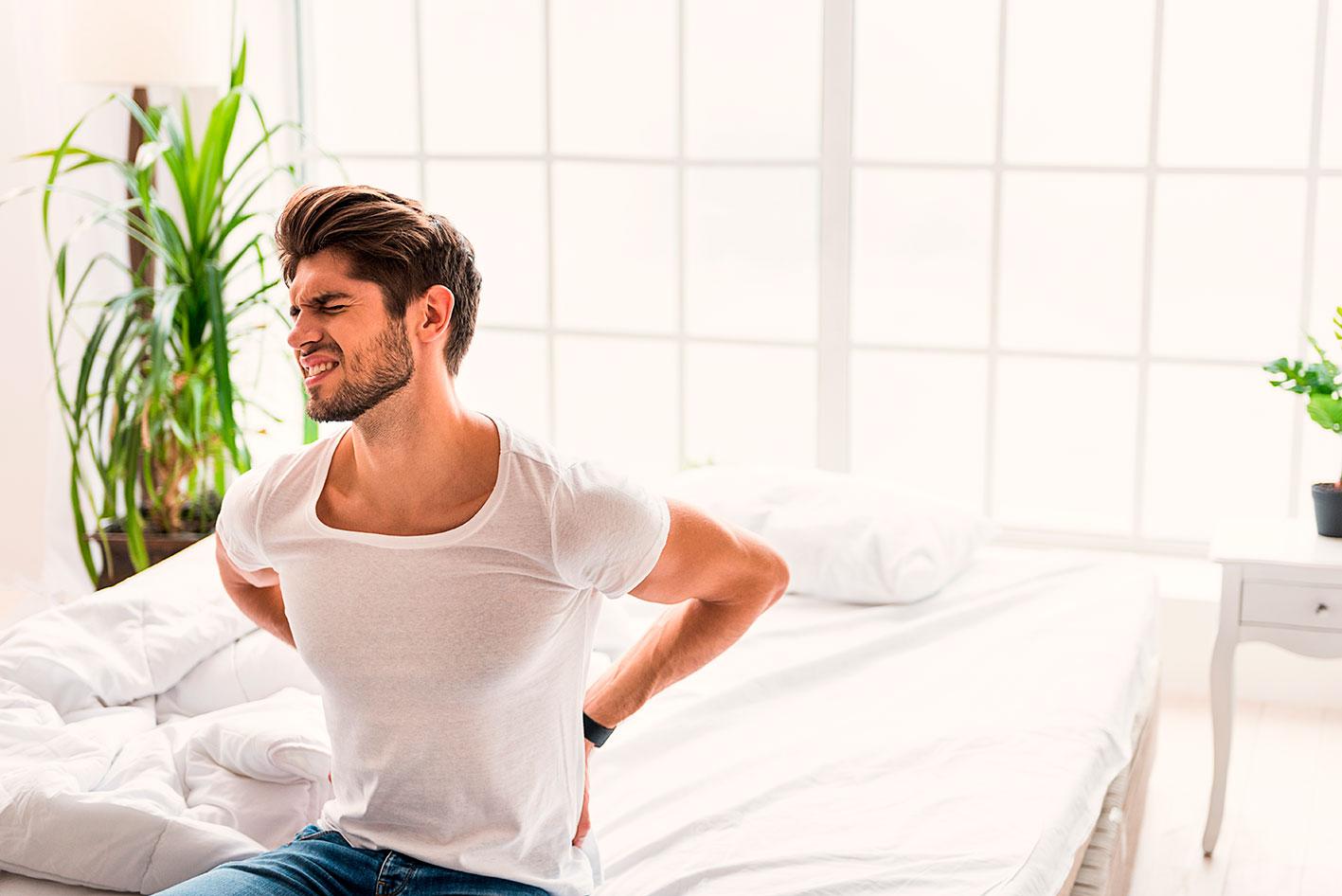 Esiste il letto ideale per il mal di schiena - Mal di schiena letto ...